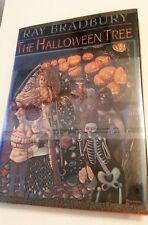 BRAND NEW, SIGNED The Halloween Tree by RAY BRADBURY ~  35th Anniversary Edition
