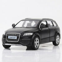 1:36 Audi Q7 V12 Model Car Metal Diecast Gift Toy Vehicle Kids Collection Black
