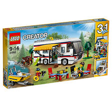 31052 LEGO Creator Vacation Getaways Ages 9-14 & 792 Pieces New 2016