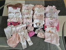 30 tlg. Baby Bekleidungspaket 56/62, Erstling, Kleidungspaket, Babypaket, Body