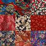 Baumwollstoff Japanisch DIY Nähen Kleidung Tischdecke Vorhang Patchwork Kunst
