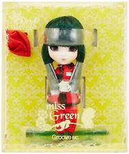 Little Pullip Miss Green Doll 125mm Groove Japan NRFB LP402 Retired