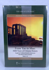 From Yao To Mao: 5000 Years Of Chinese History DVD Guidebook Set Hammond New