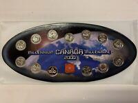 2000 Canada Millennium Set - Royal Canadian Mint
