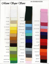 """Round 54"""" Tablecloth  Polyester (Multiple Color Available)"""