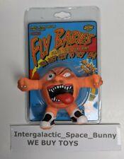 1996 BalZac Micro Fly Babies: Magic Action Balloon Flying Figure Madballs