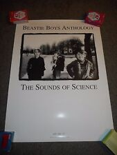 THE BEASTIE BOYS - ANTHOLOGY: THE SOUNDS OF SCIENCE - ORIGINAL DS PROMO POSTER