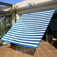 Sun Shade Sail Canopy Rectangle Sand UV Block Sunshade For Backyard Deck
