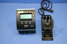 Used Weller Wd 2M Soldering System With Power Unit 17598