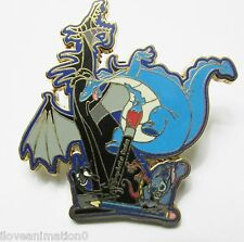 Disney Lights, Camera, Pins! #18 Disney Dragons & Devils Artist Choice Pin