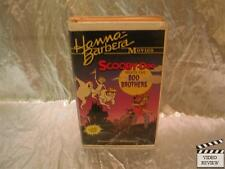 Scooby-Doo Meets the Boo Brothers VHS Large Case Original Release