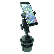 Support de voiture de GPS noirs iPhone 6 pour téléphone mobile et PDA