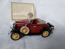 National Motor Museum - Mint Die Cast 1931 FORD Model A - NIB