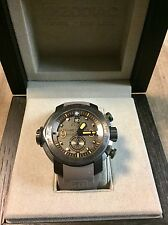 ZODIAC ZMX-03 Men's ZO8544 SWISS Grey Watch NEW! $1095