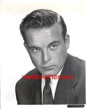 Vintage Scott Brady QUITE HANDSOME EARLY 50s Publicity Portrait