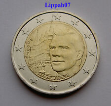 Luxemburg speciale 2 euro 2007 Palais Grand Ducal UNC
