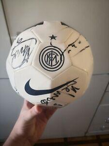 Pallone Inter Autografato