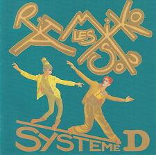 Les Rita Mitsouko CD Système D - Austria (EX/M)