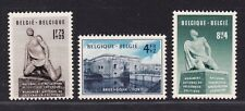 Belgium België Mint Stamps 1951 Political Prisoners' Move. Fund SG1372-4 CV£81
