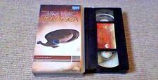 STAR TREK VOYAGER 1.1 Caretaker UK PAL VHS Digital VIDEO 1995 Kate Mulgrew