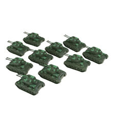 Mini Plastic Military Playset Toys Car Tank Panzer Sand Table Model Layout