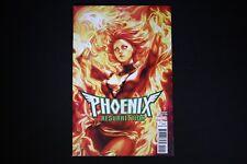 Phoenix Resurrection: #1; Stanley Artgerm Lau Red Custume Variant, NM