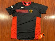 2014-15 Burrda Sport Men's Belgium National Team Training Soccer Jersey Large L