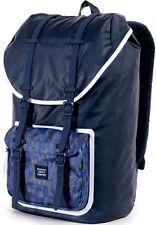 Ladies Backpack Herschel Woman Liberty Little America 777.7oz Navy/Volanism Pri
