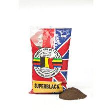 VDE-UK Coarse Carp Fishing Bait - Super Black Carp Groundbait (1Kg)