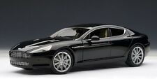 2012 ASTON MARTIN RAPIDE BLACK 1:18 by AUTOart 70216 NEW IN BOX SPECIAL AUCTION