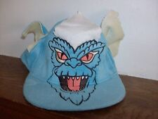 Gremlins Plush SNAPBACK - Stripe FLAT BILL Baseball Cap Officially Licensed Hat
