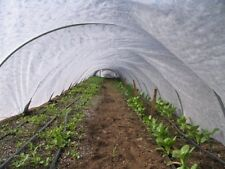 Agfabric 0.55oz Floating Row Cover and Plant Blanket for Frost Protection10x50FT