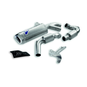 Ducati Multistrada Complete Racing Exhaust System