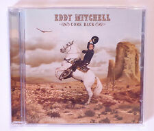 CD ALBUM / EDDY MITCHELL - COME BACK / ANNEE 2010