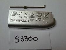 Nikon S3300 Door Replacement Silver