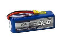 RC Turnigy 3600mAh 6S 30C Lipo Pack w/XT-60