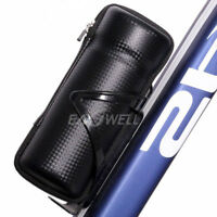 Bike Bicycle Riding Tool Capsule Bag Water Bottle Cage EVA Waterproof Bags Pouch