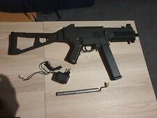 Airsoft réplique UMP45 AEG submachine gun Métal et polymère