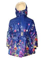 Manteaux, vestes et tenues de neige imperméables à longueur de manches manches longues pour fille de 5 à 6 ans