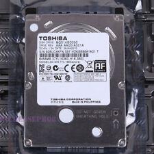"""TOSHIBA MQ01ABD050 500 GB 2.5"""" 5400 RPM 8 MB SATA Laptop Hard Disk Drive HDD"""