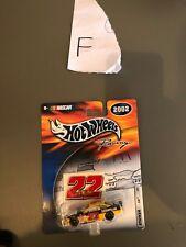 Hot Wheels Racing 22 Stricker Cat NIP 2002 racing