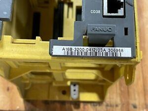 Fanuc A16B-3200-0412/03A CPU Module