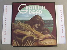 THE GRATEFUL DEAD WAKE OF THE FLOOD LP ORIGINAL ISSUE GD-01