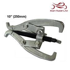 "10"" inch 3 Jaw Cog Puller Reversible Sprocket Bearings Pulley Mechanic Gearbox"