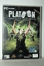 PLATOON GIOCO USATO BUONO STATO PC CDROM VERSIONE ITALIANA FR1 43288