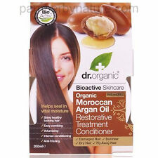 Dr.Organic Organic Moroccan Argan Oil Restorative Treatment Conditioner 200ml
