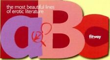New, ABC: The Most Beautiful Lines in Erotic Literature, Cousin, Philippe, Book