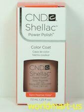 CND Shellac GelColor UV/LED: #90486_Satin Pajamas 0.25fl.Oz