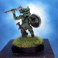 Painted RAFM Miniatures Goblin Warrior XV