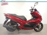 Honda PCX WW 125 Red 2020 Spares or Repair Restoration Project Bike Damaged